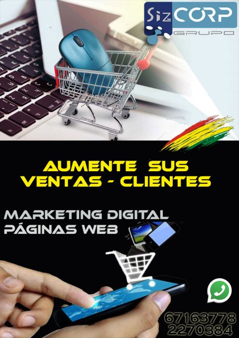 Marketing Digital Flyer 3
