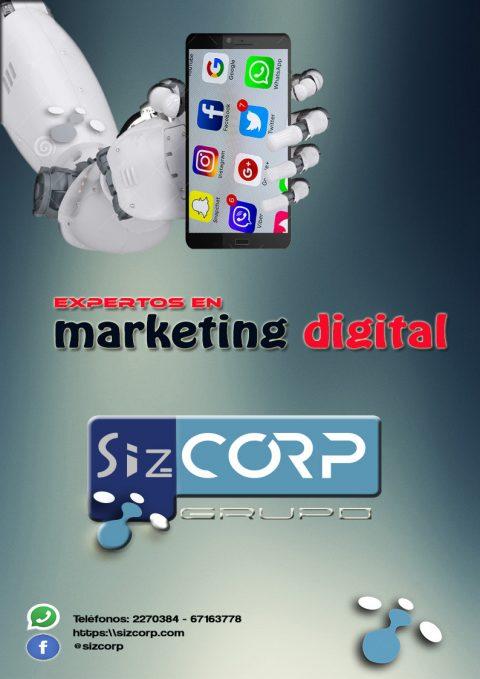 Marketing Digital Flyer 1